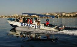 Dive In Limassol's Dive Boat The Aquacat