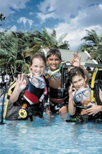 PADI Bubble Makers
