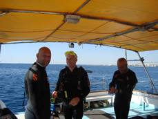 Be a PADI Professional with Dive In Limassol